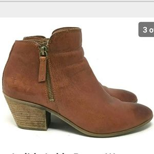 Frye Judith Ankle Boots Western Booties 9M
